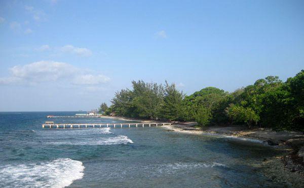21 View along beachfront