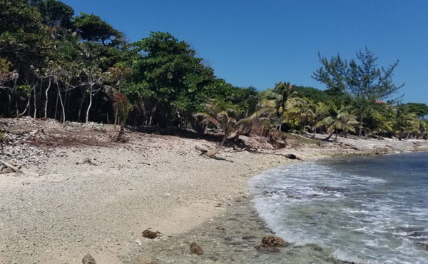 0.375 Acre Beachfront Lot at Silver Garden (Lot A)