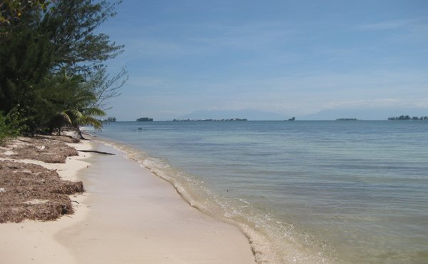 0.216 Acre Beachfront Lot at Pine Point